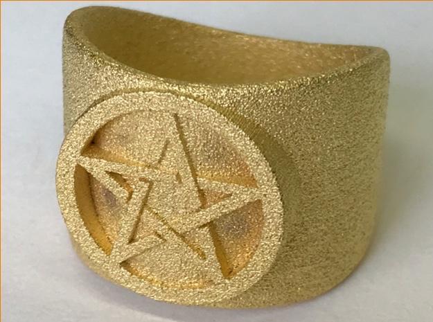 Matte Gold Steel cropped
