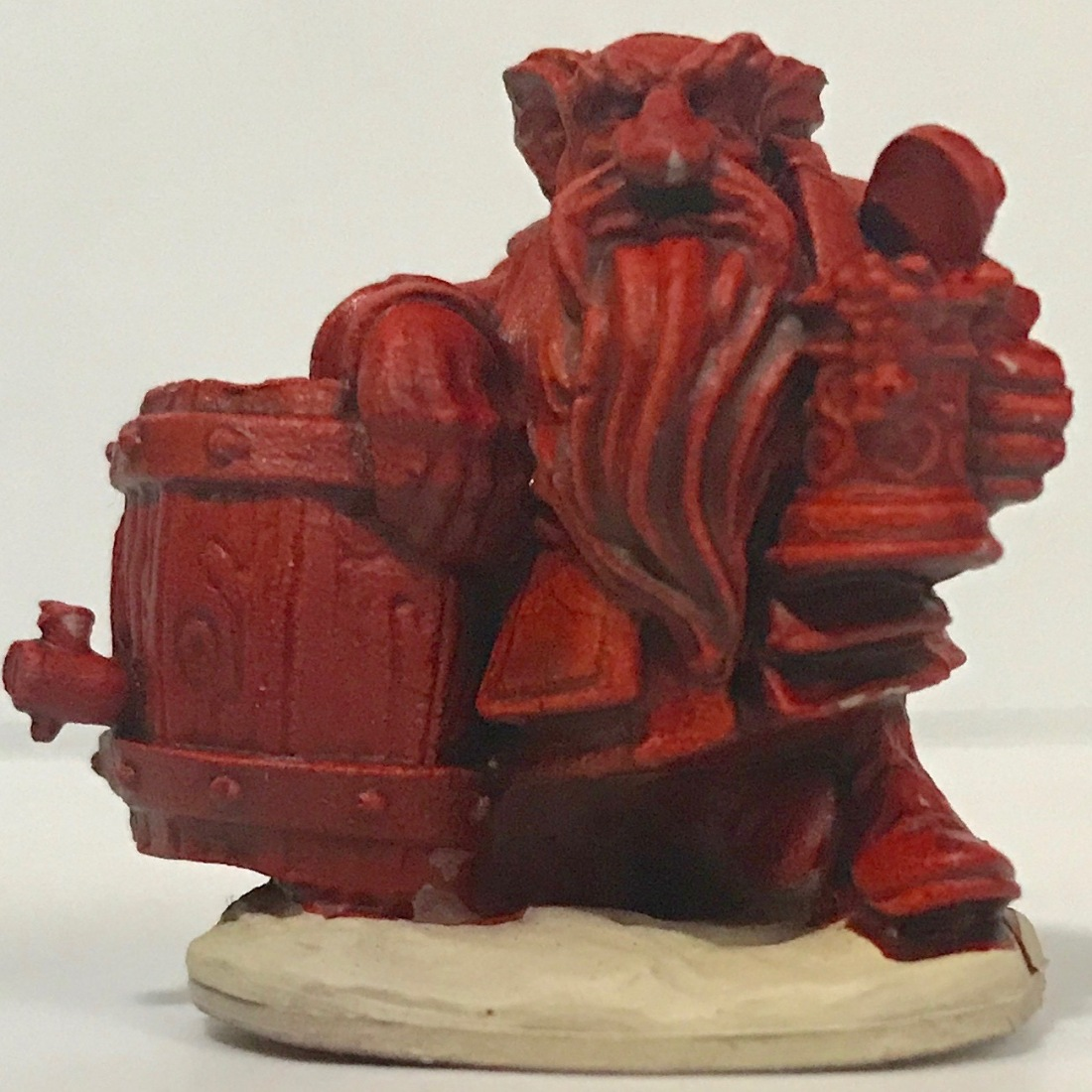 Dwarf - contrast Blood Angel Red
