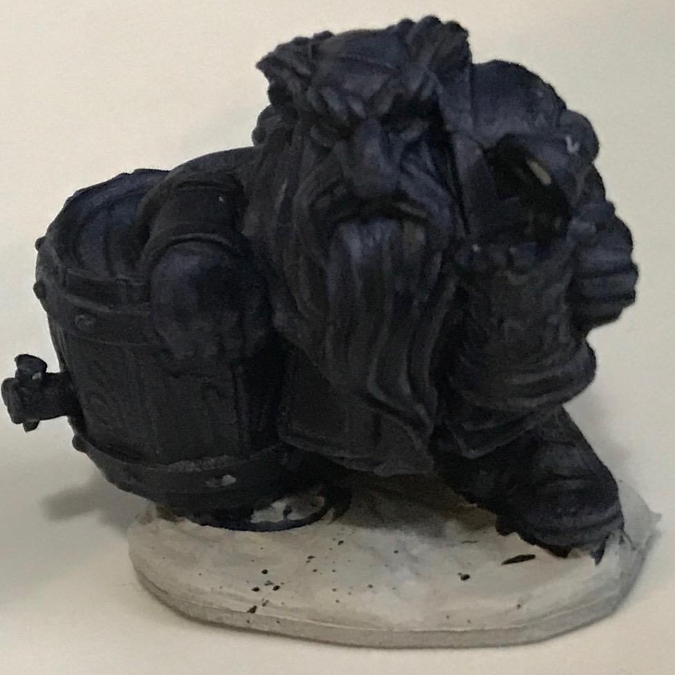 Dwarf - Leviadon Blue
