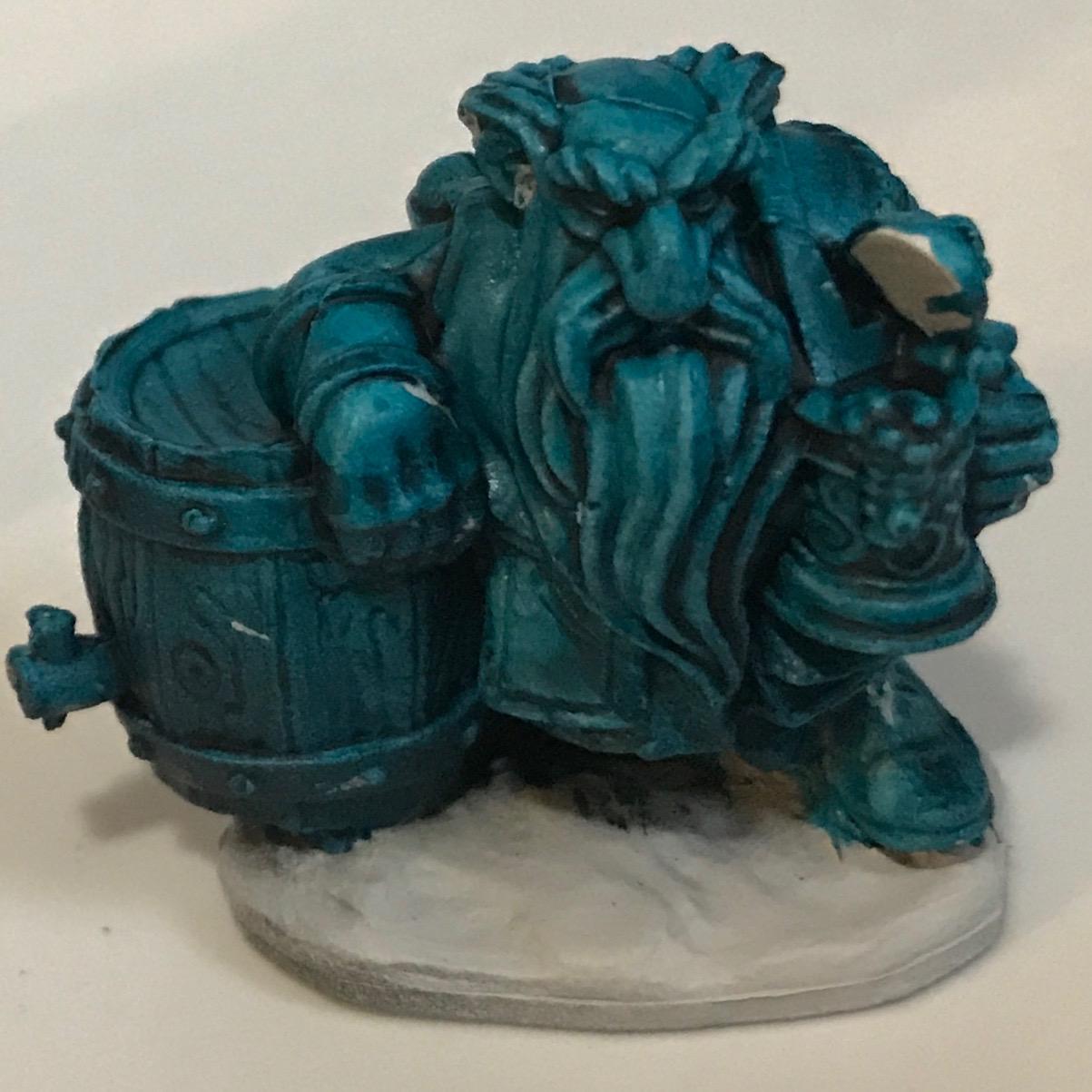 Dwarf - rhelian Green