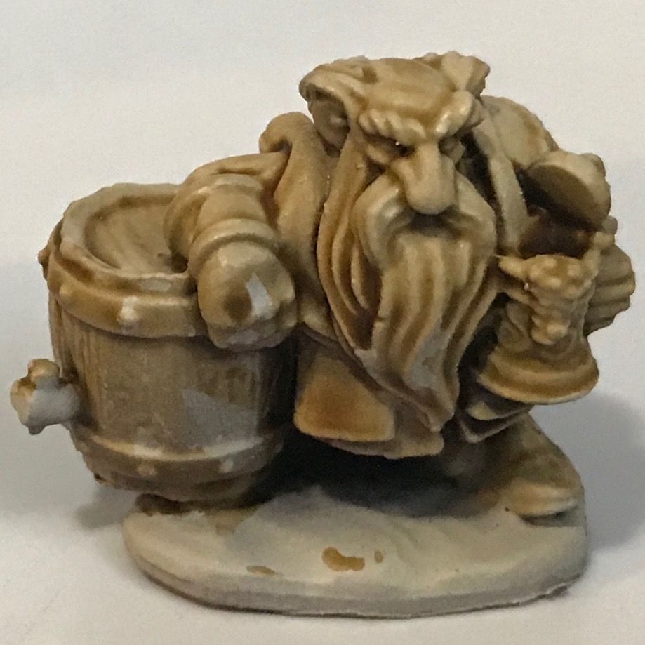 Dwarf - Skieleton Horde