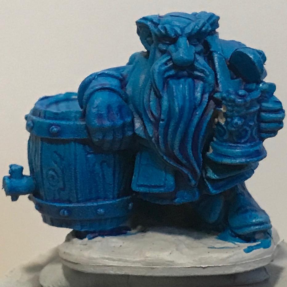 Dwarf - Talassar Blue
