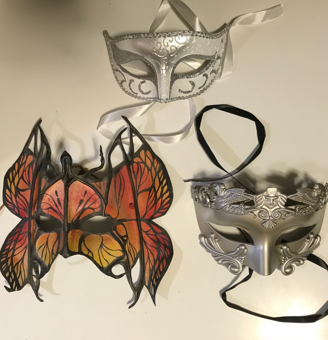 Looking at Masks