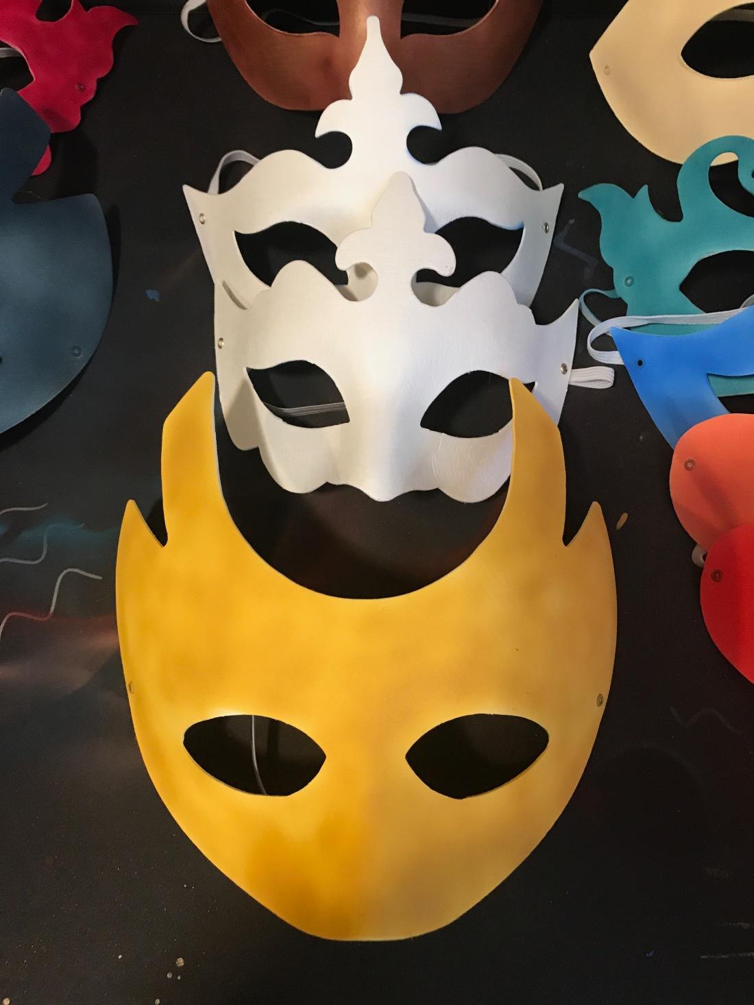 Mustard mask