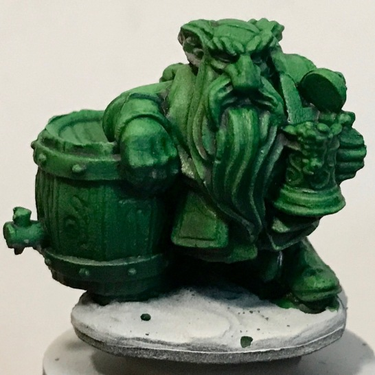 Dwarf - Ork Flesh - front