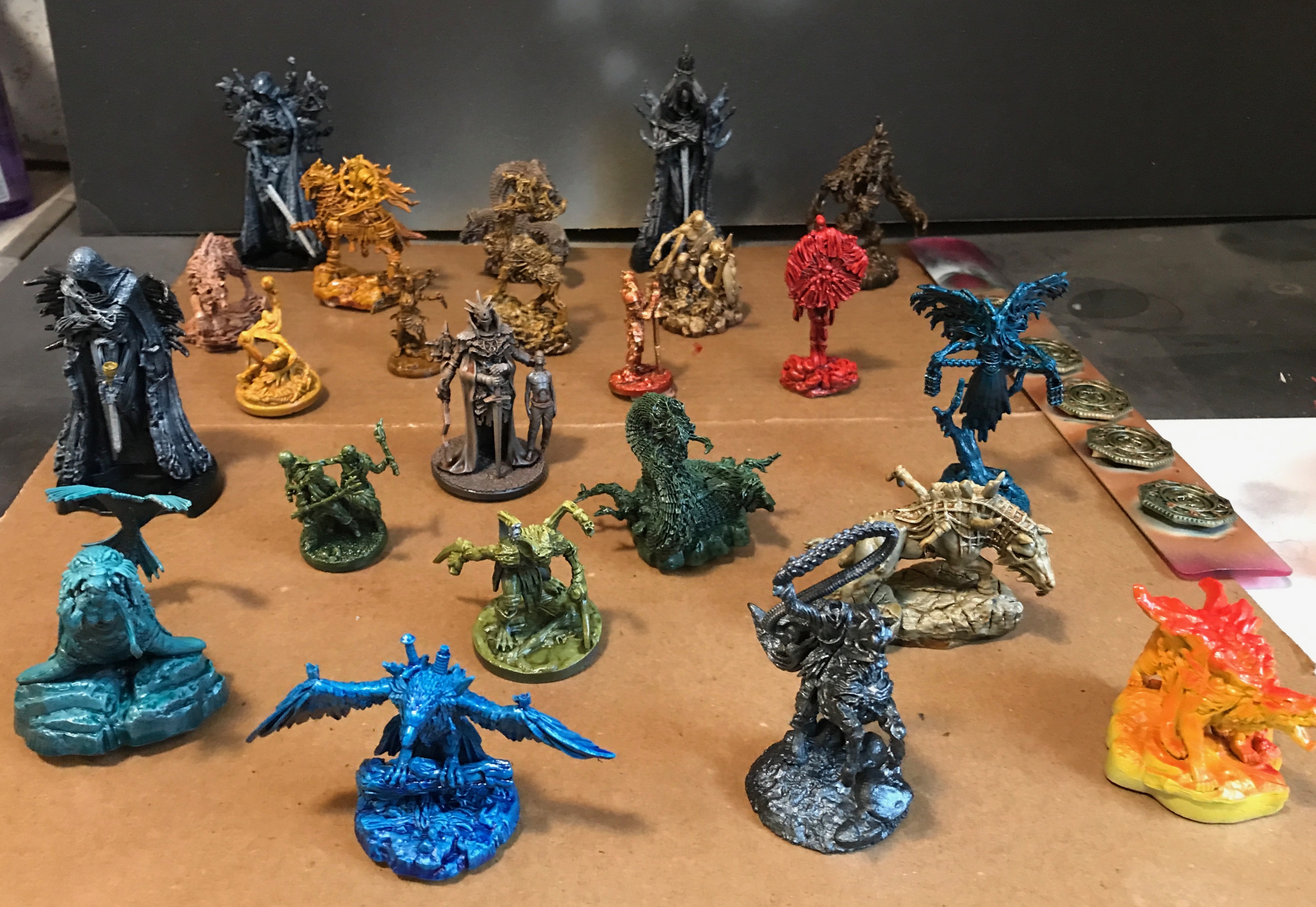 Tainted Grail minis 2